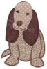 Delightful Dogs Appliqué Set 1 Large
